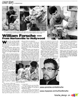 William Forsche Bio